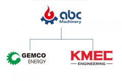GEMCO and KMEC are incorporated into ABC Machinery