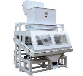 maize germ extracting machine