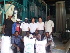 Setting Up A Maize Mill in Kenya